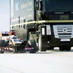 Normally, an F1 Race Car Beats a Semi-Truck to the Finish Line.
