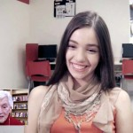Perfect Match: Brazilian Kids Learn English by Video Chatting With Lonely Elderly Americans.