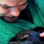 Perfect Match: A Dog On the Verge of Death Meets a Prisoner With No Hope.
