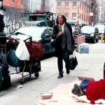 Watch This Woman Completely Ignore Her Own Family and Get a Sobering Lesson On Being Homeless.