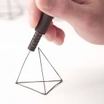 At First, This Looks Like an Ordinary Pen. But Start Drawing and… Whoa!