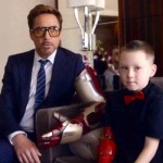 Robert Downey Jr. and This Kid Just Melted Our Hearts.