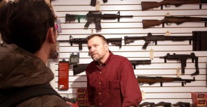 A Man Walks Into a Gun Store and Is Chilled to the Bone by What He Reads On the Price Tag.