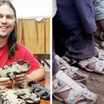 See How One Guy Invented Sandals That'll Grow 5 Sizes In 5 Years to Help Millions of Poor Children.