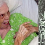 Watch What Happens When This 102-Year-Old Lady Sees Herself Dance On Film for the First Time.