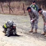 This Soldier Runs the Slowest. But Her Platoon Refuses to Let Her Give Up Before the Finish Line.
