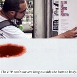 Some People Put HIV-Positive On a Poster. When You Hang It, People Are Instantly Touched.