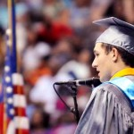 A Teen Who Was Named Valedictorian Shocks His Classmates When He Reveals That He's Homeless.
