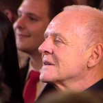 Anthony Hopkins Hears the Waltz He Wrote 50 Years Ago for the First Time. His Reaction Is Priceless.