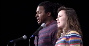 A Black Man and a White Woman Switch Mics... And the Result Is Amazing.