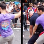 This 'Hot Cop' Gets Down at the NYC Pride Parade… And Oh My God, You Need to See It.