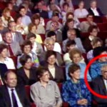 He Saved 669 Children During the Holocaust… And He Doesn't Know They're Sitting Next to Him.