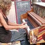 They Laughed When This Homeless Man Sat Down at a Piano. But When He Started to Play!~
