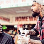 This Barber Gives Free Badass Haircuts to the Homeless On His Days Off.