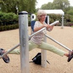 Senior Citizens Like to Have Fun, Too. And These Playgrounds Are Built Just for Them.