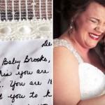 A Mom Wrote Her Daughter a Letter After Adopting Her. 20 Years Later, She Reads It at Her Wedding.