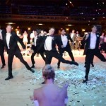 A Pro Dancer and His Groomsmen Bring Down the House With a Killer Routine.