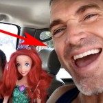 This Dad Knows Exactly What to Say When His Son Asks for a 'Little Mermaid' Doll for His Birthday.