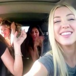 4 Girls Turn On a Camera In a Car. When Their Favorite Song Comes On, I'm Speechless.