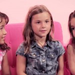 3 Little Girls Helped Grown Men Create the Perfect Text to Their Crushes. And It Just Might Work.