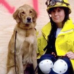 A Rescue Dog Who Worked at 'Ground Zero' On September 11 Is Honored In the Most Amazing Way.