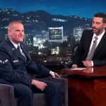 Jimmy Kimmel Gives a Real American Hero the Surprise of His Life.