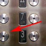 This Looks Like an Elevator. And It Is. But Try to Take It Up 1 Floor and… Pure Genius!