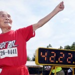 A 105-Year-Old Just Ran 100-Meters In 42 Seconds. Then, He Challenged Usain Bolt to a Race.