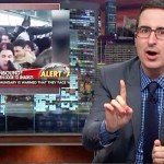 John Oliver Made a Brilliant Point About Europe's Refugee Crisis That Everyone Failed to Notice.