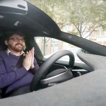 A Writer Tried Tesla's New Autopilot Car. And His Reaction Is Priceless.