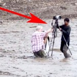 They Thought This Guy Was Stealing Their Camera. What He Does Next Makes Him a Hero.