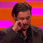 Johnny Depp Gets Emotional Talking About His Daughter's Illness. I Didn't Expect Him to Be So Real.