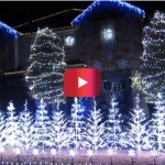 This Christmas Lights Show Set to 'Let It Go' Will Blow Your Mind.