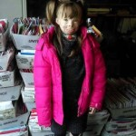 A Girl Who Lost Her Entire Family In an Arson Fire Receives 195,000 Christmas Cards In a Single Day.