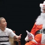 Santa Hooks Kids Up to a Fake Lie Detector and Hilarity Ensues.