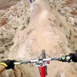 This May Be the Most Insane Bike Ride Ever Attempted. And It's Incredible to Watch.