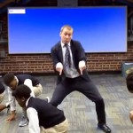 He Won 'Teacher of the Year' for His Dance Moves. Because It's Getting All the Kids to Learn.