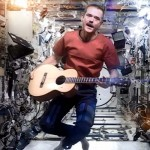 The Perfect Tribute to David Bowie: An Astronaut Playing 'Space Oddity' In Space.
