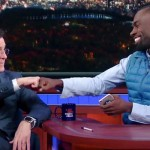 Stephen Colbert and a Black Man Switch Seats… And the Result Is Revealing.