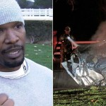 Jamie Foxx Pulls a Driver From a Flaming Wreck. Now Watch What the Grateful Dad Does.