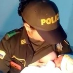 A Colombian Police Officer Helped Save a Baby's Life by Breastfeeding. Wow.