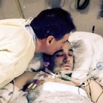 His Son Froze to Death In a Snowstorm. Now Watch When Dad Goes to Say Goodbye.
