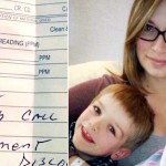 A Mom Has a Repairman Fix Her Furnace. What He Wrote On the Bill Is Going Viral.