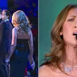 Their Performance of 'Hallelujah' Was Already Amazing. Now Watch Celine Dion Shock Them All.