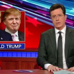 Donald Trump Has Flip-Flopped So Much That Stephen Colbert Hosted a 'Trump vs. Trump' Debate.
