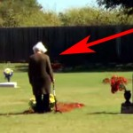 This Old Lady Was Mugged Visiting Her Husband's Grave. But What Happens Next Shocks Everyone.