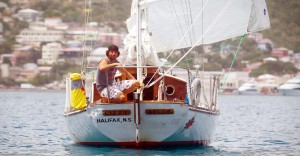 He Quit His Job, Restored a Boat and Sailed Around the World. This Video Is Your Wake-Up Call.
