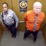 Watch What This Elevator Caught These Cops Doing. I Can't Stop Laughing.