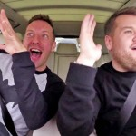 Chris Martin and James Corden Are Ridiculously Lovable In 'Carpool Karaoke'.