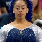 This Badass UCLA Gymnast Has the Crowd Chanting '10' After Pulling Off a Must-Watch Floor Routine.